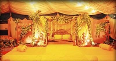 Mehndi Decorations Latest Design
