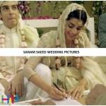 Sanam Saeed Complete Wedding Pics