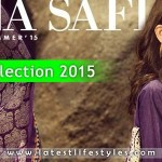 Sana Safinaz Spring Summer Collection 2015 for Women