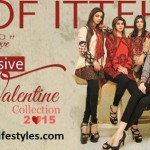 Valentine Day 2015 Collection by House of Ittehad
