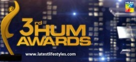 3rd HUM TV Awards 2015 Nominations – Viewers Choice