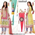 Amna Ismail Summer Lawn 2015 Collection