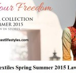 Five Star Textiles Summer Lawn 2015