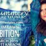 Mausummery by Huma Lawn Collection 2015