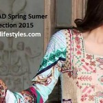 Zahra Ahmad Spring Summer 2015 Collection