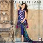 Zainab Chottani Summer Lawn Prints 2015