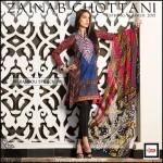Zainab Chottani Summer Lawn 2015 Collection
