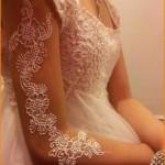 Arabic White Henna for Brides