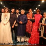 Celebrities at Mijwan Collection 2015 by Manish Malhotra