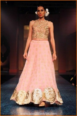 Designer Manish Malhotra 2015 Mijwan Collection