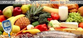 10 Best and Worst Foods List for Diabetes