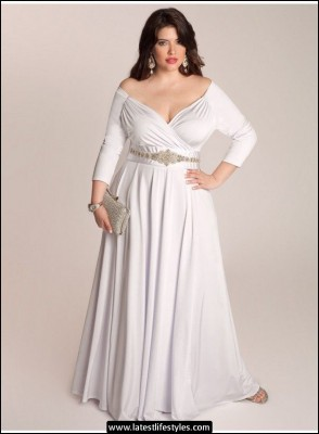 Bridal Gowns: Plus Size Wedding Collection 2015-16