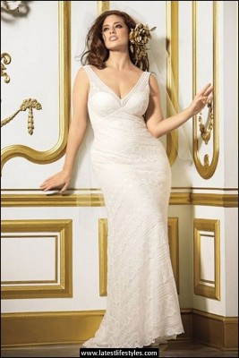 Bridal Gowns: Plus Size Wedding Collection 2015-2016