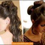Party Hairstyles Trend for Girls