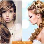 Plaits New Hairstyles for Parties