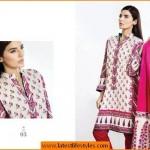 Sana Safinaz New Lawn Designs 2015 Catalogue