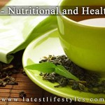 Green Tea Health Benefits and Nutritions