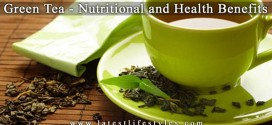 Green Tea Nutritional and Proven Health Benefits
