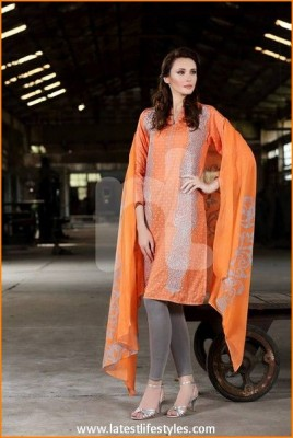 Nishat Textiles Eid 2015 Summer Lawn Collection