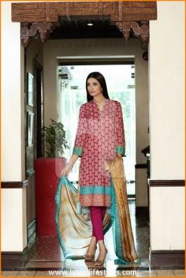 Nishat Textiles Eid 2015 Summer Lawn RTW Collection