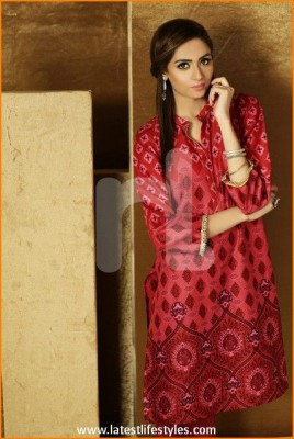 Nishat Textiles Eid 2015 Summer Lawn RTW Collection
