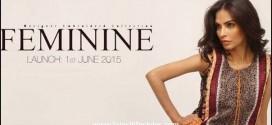 Feminine Designer Eid Collection 2015 Prices Shariq Textiles
