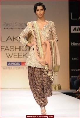 Top Fashion Designers Kurtis Collection