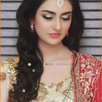 Latest Bridal Photos of Sarah Khan