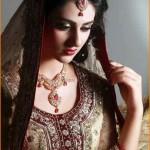Pakistani Actress Sarah Khan Bridal PhotoShoot