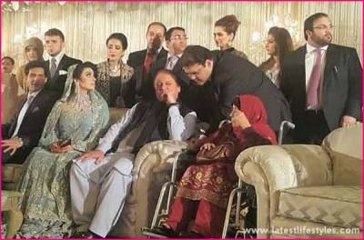 Mehr-un-Nisa Safdar Wedding Pictures