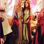 Mehr-un-Nisa Safdar Wedding Pictures