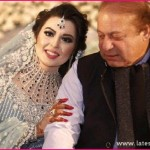 Politician Marium Nawaz Daughter Wedding Pics