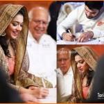 Sanam Jung Wedding Pics