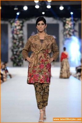 Sana Safinaz Latest Bridal Dresses 2016 Prices