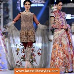 Sana Safinaz New Bridal Dresses 2016