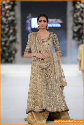 Sana Safinaz Wedding Collection 2016 for Brides