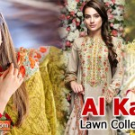 Al Karam Lawn Collection 2016