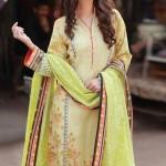 Al Karam Premium Quality Lawn Dresses 2016