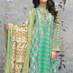 Al Karam Spring Lawn Collection 2016