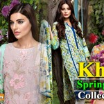 Khaadi New Lawn Collection 2016 for Women