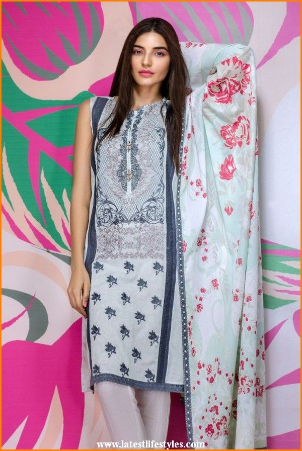 Khaadi Lawn Collection 2016 Online Catalog
