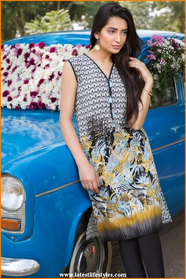 Khaadi Lawn Collection 2016 with Prices
