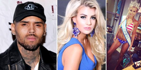 Who Is Alleged Chris Brown Victim Baylee Curran?