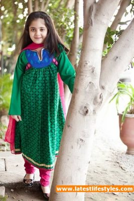 Summer Kids Dresses Latest Collection